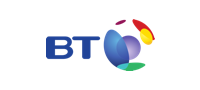the logo of bt