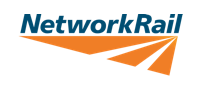 the logo of  network rail