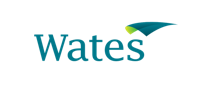the logo of wates